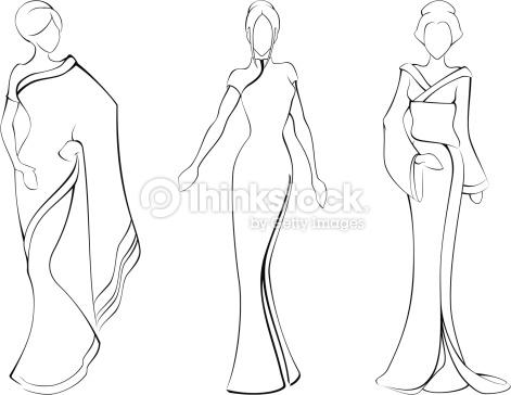 Printable Clothing Design Templates